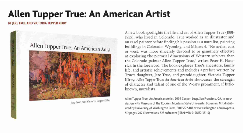Southwest Art-book